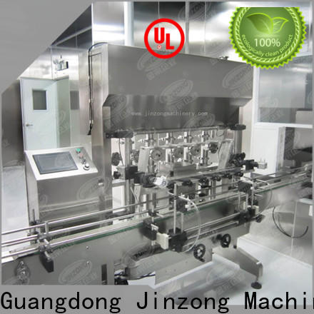 Jinzong Machinery New cosmetic machine company for paint and ink