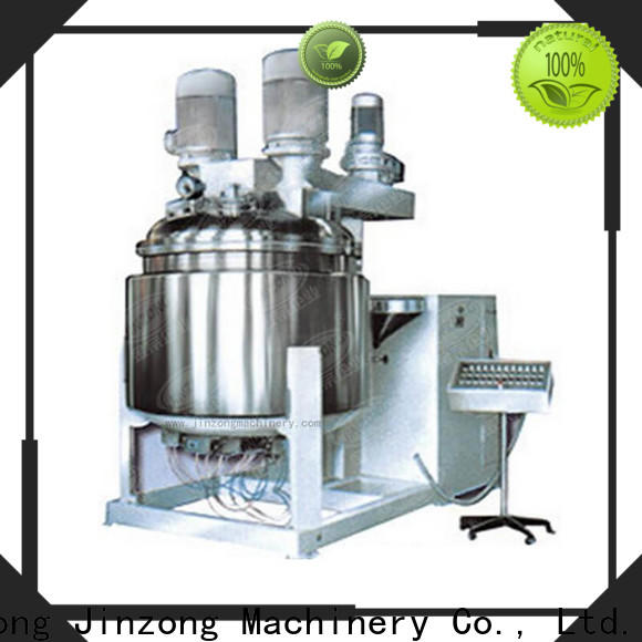 Jinzong Machinery dairy mixing tank design for business for petrochemical industry