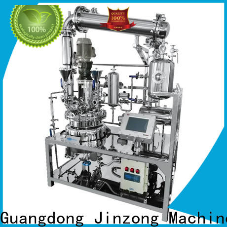 Jinzong Machinery vacuum Vitamin derivatives manufacturing plant for business for pharmaceutical