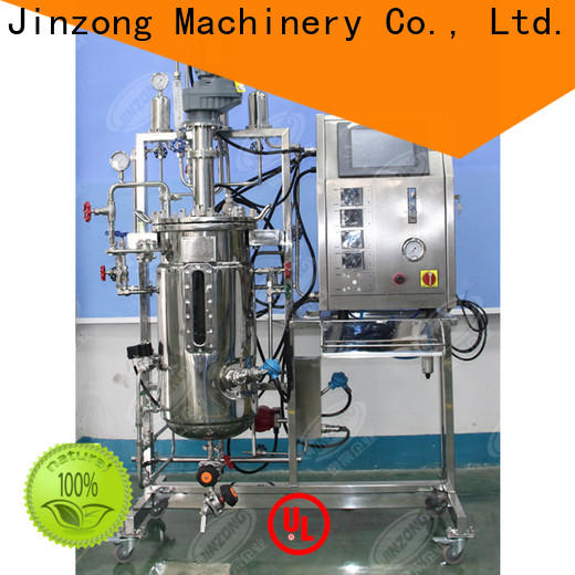 Jinzong Machinery accurate Hydrolysis reactor factory for reflux