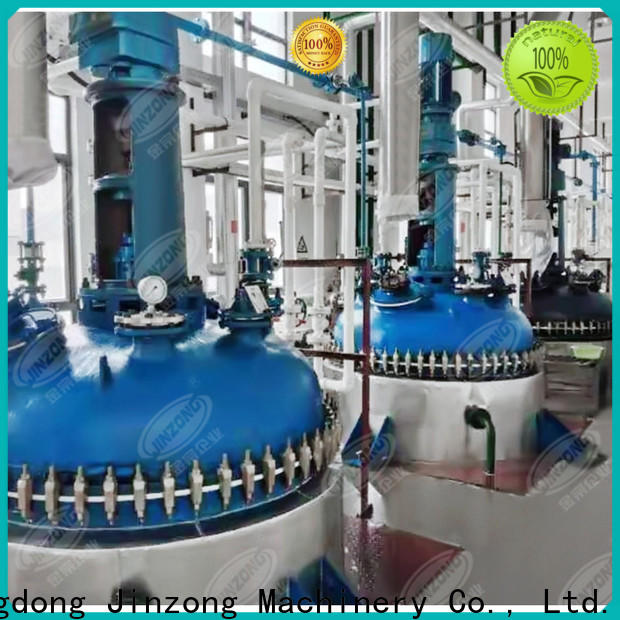 Jinzong Machinery wholesale Hydrolysis reaction tank suppliers for reflux