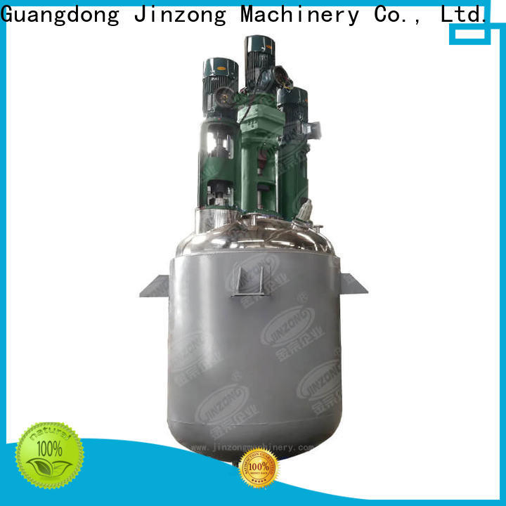 Jinzong Machinery hydraulic chemical reaction machine suppliers