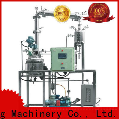Jinzong Machinery stainless steel chemical filling machine Chinese for distillation