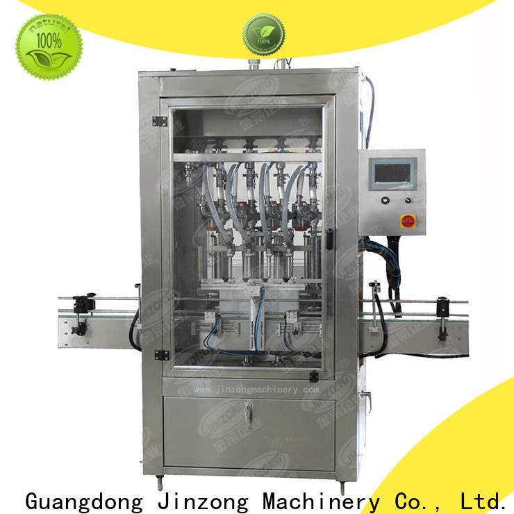 Jinzong Machinery best cosmetic machine factory for paint and ink
