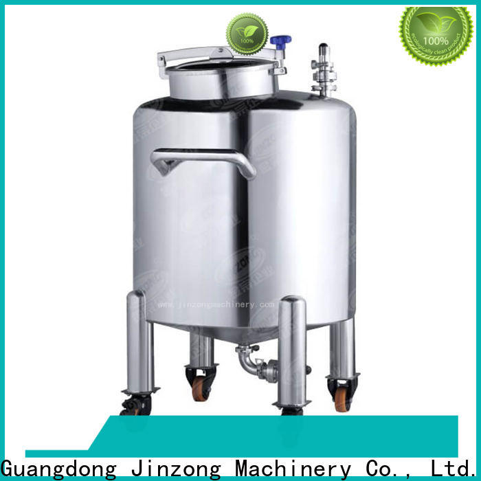 Jinzong Machinery utility emulsifying mixer supply for petrochemical industry