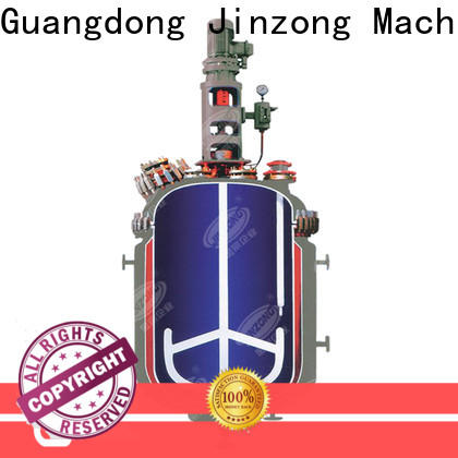 Jinzong Machinery best distillation concentrator series for food industries