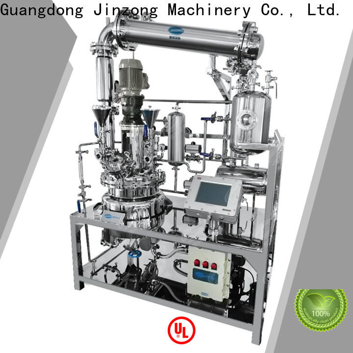 Jinzong Machinery yga surplus pharmaceutical equipment for business for reaction