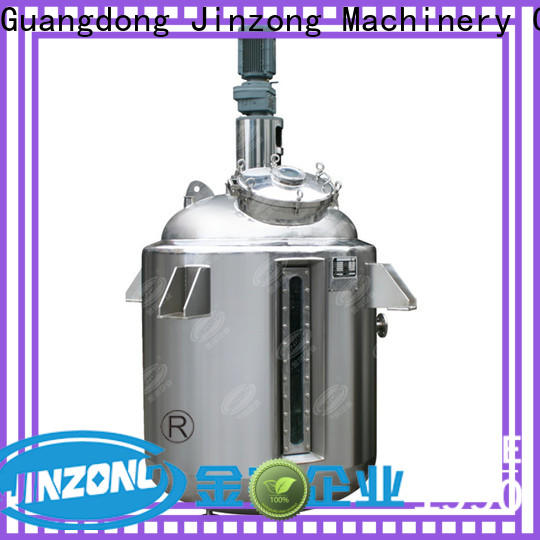 Jinzong Machinery making Averbatan intermediate manufacturing plant series for food industries