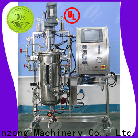 Jinzong Machinery series pharmaceutical labeling machine factory for reaction