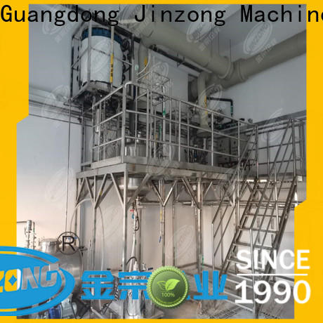 Jinzong Machinery best sale fermentation machine suppliers for pharmaceutical