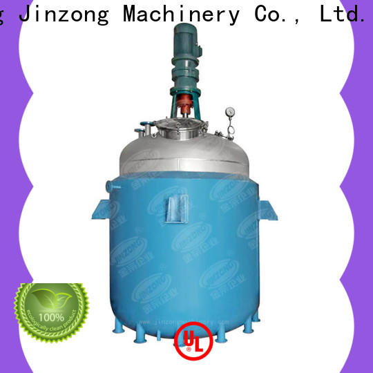 Jinzong Machinery product reactor technology supply for chemical industry