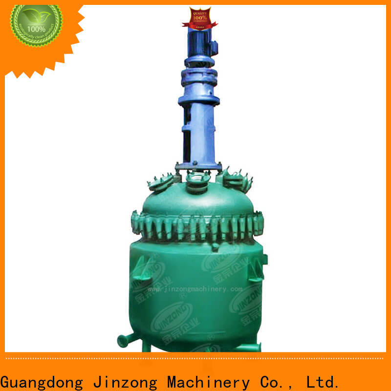 Jinzong Machinery anticorrosion chemical making machine on sale for reaction