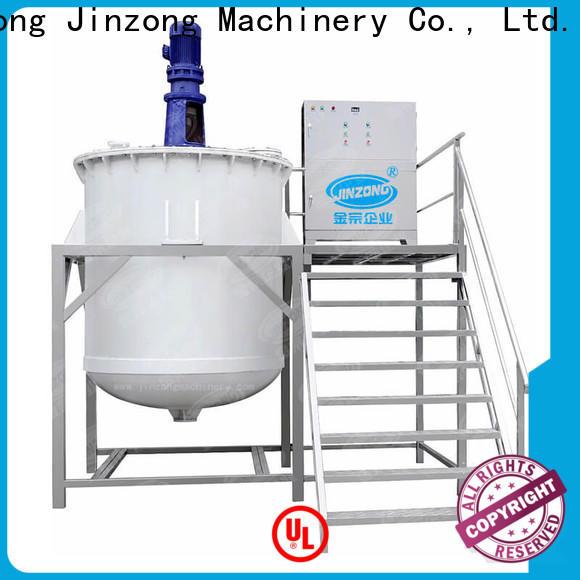filling machine detergent