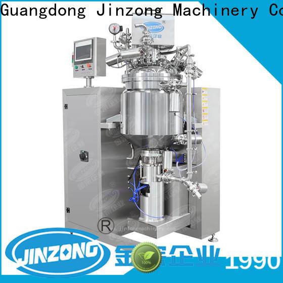 Jinzong Machinery jrf quenching reactor company for pharmaceutical