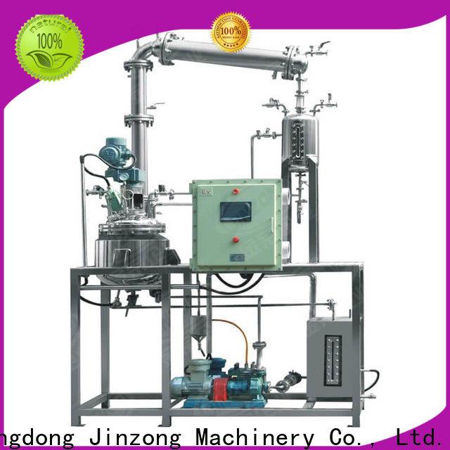 Jinzong Machinery reactor condenser factory