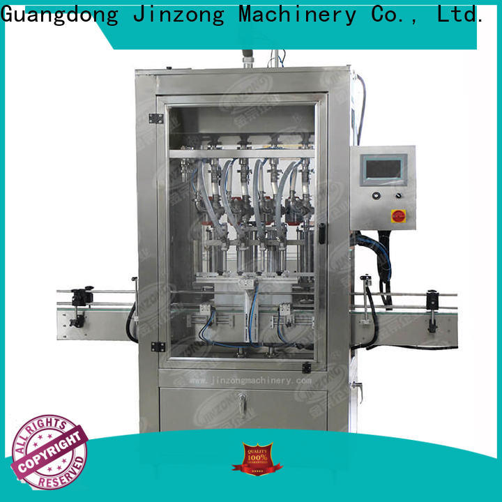 Jinzong Machinery latest mixing tank design for business for nanometer materials