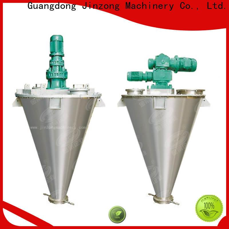 Jinzong Machinery best powder mixer machine factory for industary