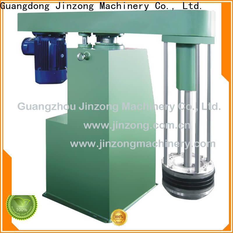 Jinzong Machinery safe powder mixer machine manufacturers