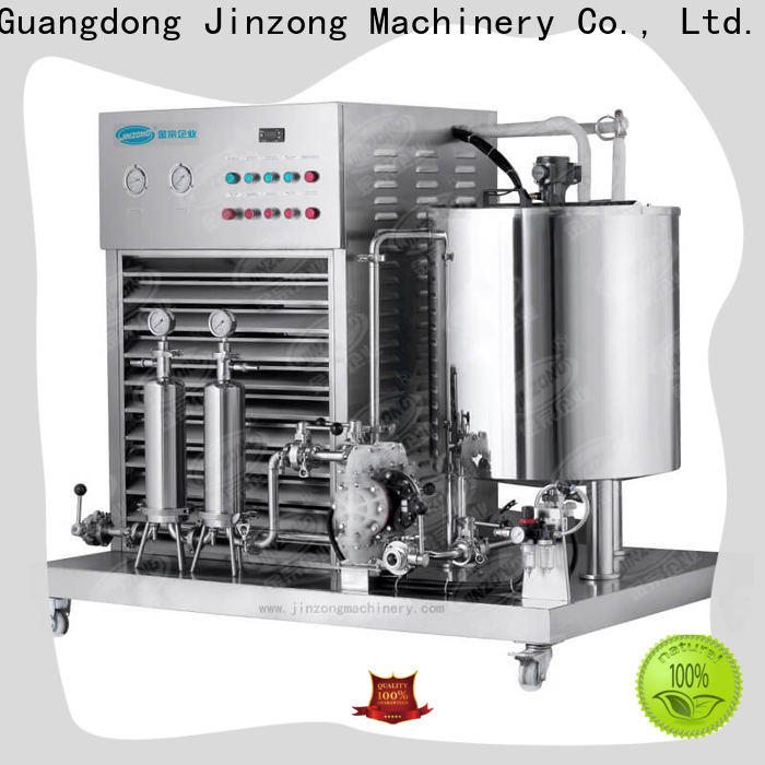 Jinzong Machinery high-quality Vacuum emulsifier manufacturers for petrochemical industry