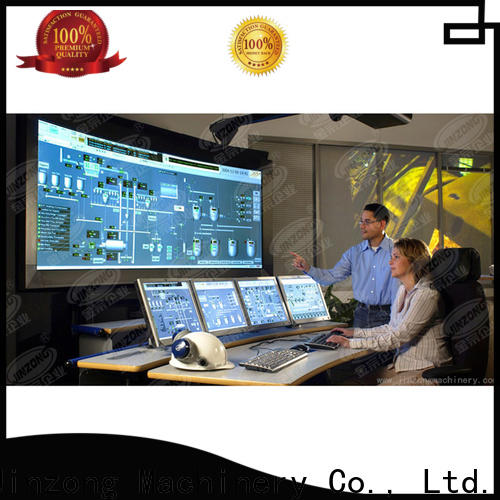 Jinzong Machinery practical intelligent systems suppliers for workshop