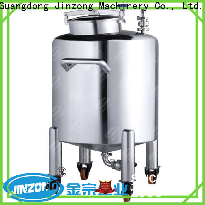 Jinzong Machinery making Purified Water for Injection System for Pharmaceutical Water System Filters series for reflux