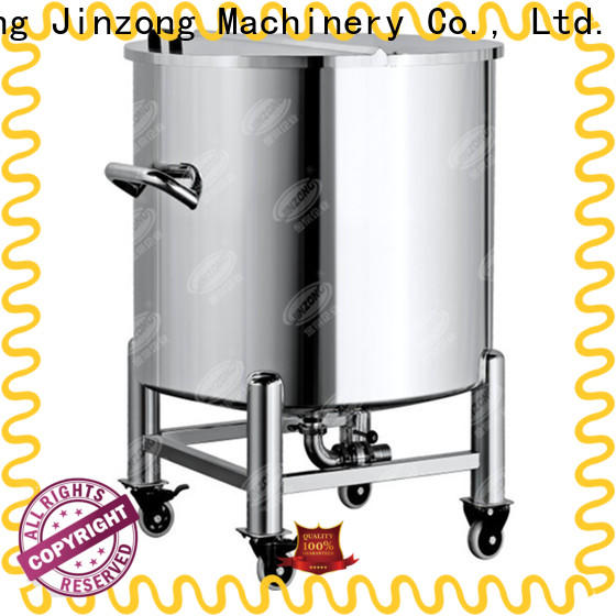 Jinzong Machinery jr Intermediate manufacturing plant supply for pharmaceutical