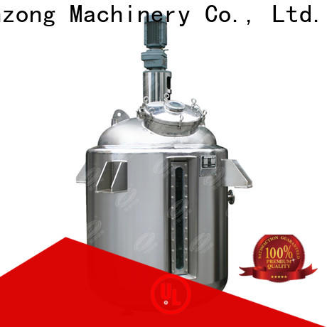 Jinzong Machinery vacuum pharmaceutical machinery factory for pharmaceutical