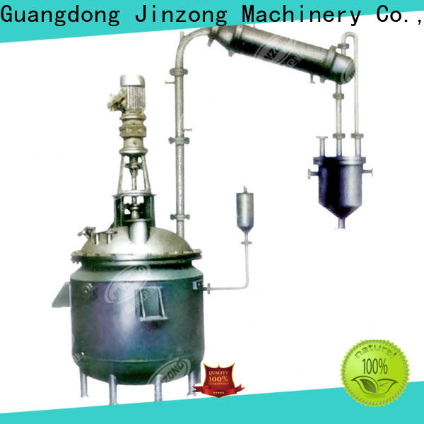 Jinzong Machinery making mixing machine supply for reflux