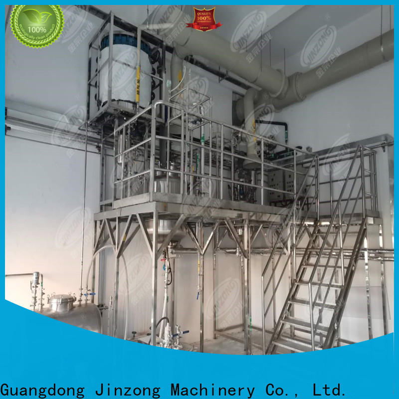 Jinzong Machinery custom equipment in pharmaceutical industry supply for pharmaceutical