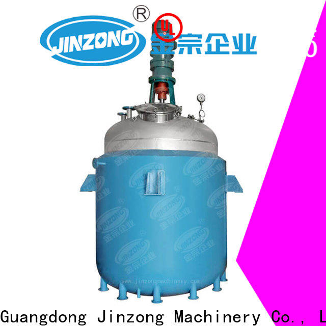 Jinzong Machinery disperser condenser for business for reflux