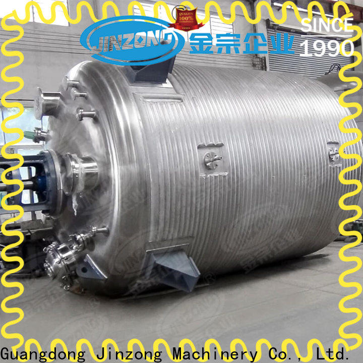 Jinzong Machinery jz pilot reactor on sale