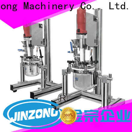 Jinzong Machinery detergent cosmetics equipment suppliers factory for petrochemical industry
