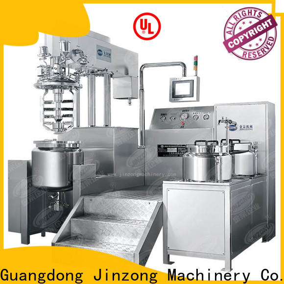 Jinzong Machinery series Hydrolysis reactor online for pharmaceutical
