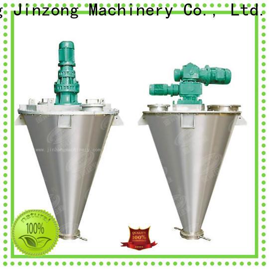 Jinzong Machinery mamp powder mixer machine company