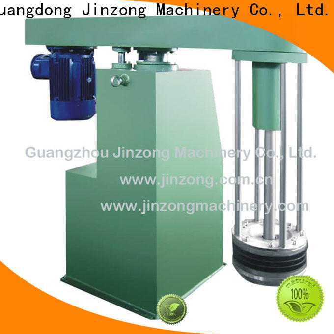Jinzong Machinery speed dry powder mixer suppliers for plant