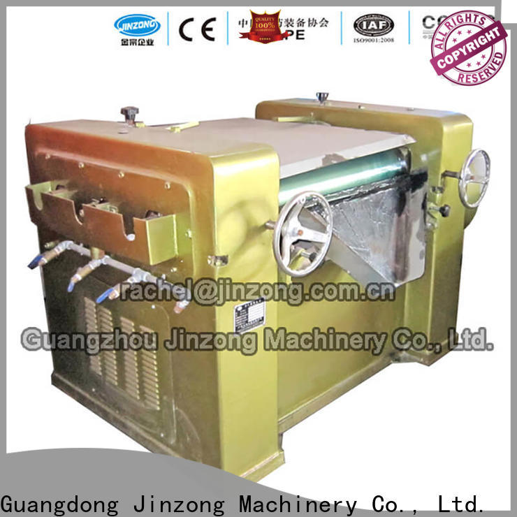 Jinzong Machinery rollers dry powder mixer factory for industary