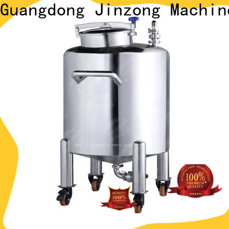 Jinzong Machinery latest stainless mixing tank manufacturers for petrochemical industry