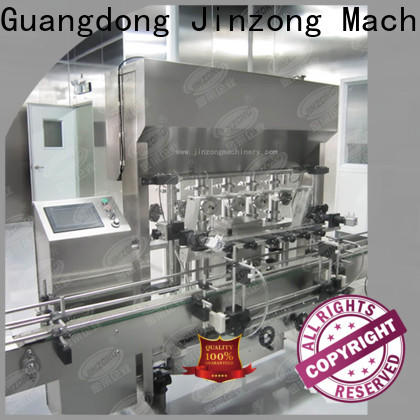 Jinzong Machinery high-quality cosmetic filling and packaging online for paint and ink