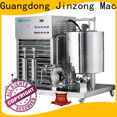 Jinzong Machinery mixer cosmetic cream manufacturing equipment supply for food industry