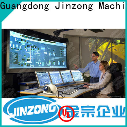 Jinzong Machinery wholesale automated production systems factory for industary