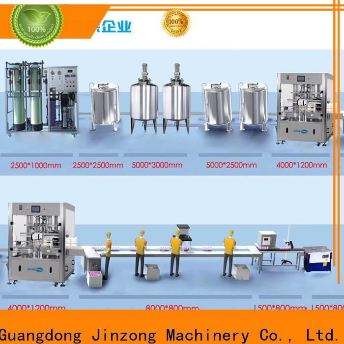 Jinzong Machinery high-quality mixing tank wholesale for nanometer materials