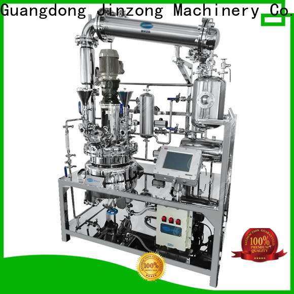 Jinzong Machinery jrf juice concentrator online for food industries