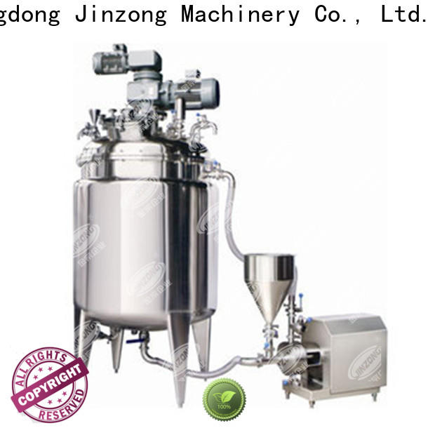 oral liquid manufacturing tank jr manufacturers for reaction