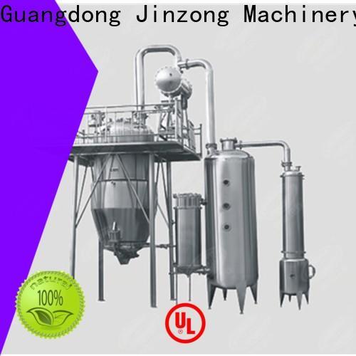 Jinzong Machinery best Averbatan intermediate manufacturing plant company for reaction