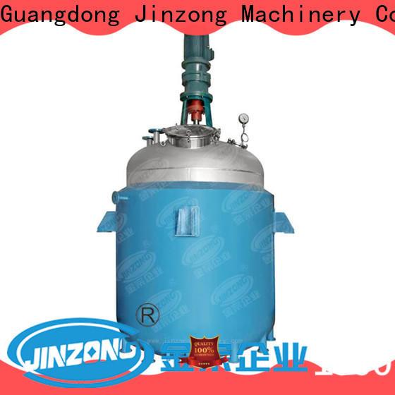 Jinzong Machinery durable chemical making machine Chinese for reflux
