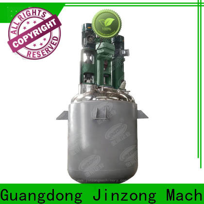 Jinzong Machinery viscosity high temperature reactor on sale for The construction industry