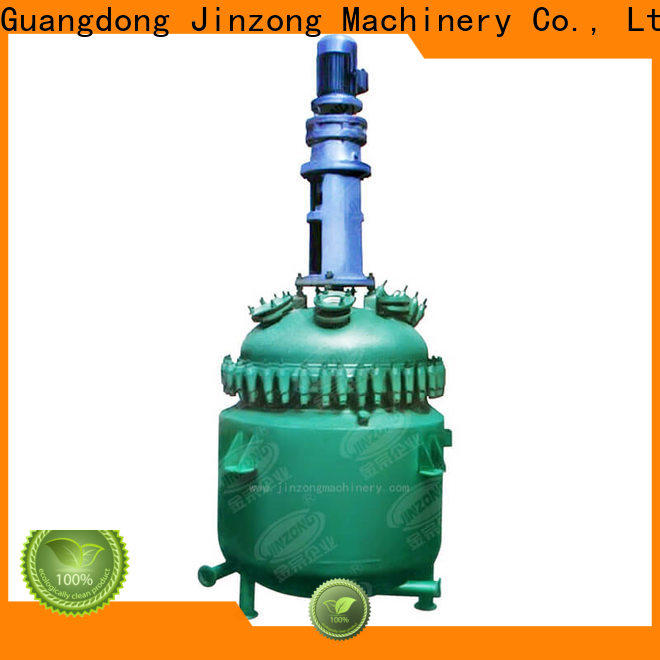 Jinzong Machinery series chemical machine manufacturers for distillation