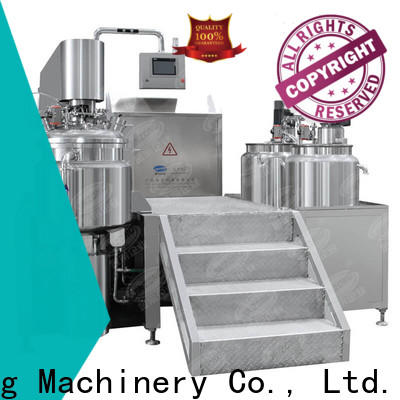 Jinzong Machinery latest cosmetic mixer equipment supply for paint and ink
