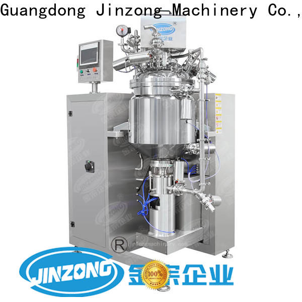 Jinzong Machinery jr evatoration concentrator manufacturers for reflux