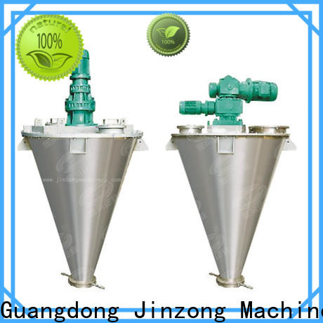 Jinzong Machinery capacious powder mixer on sale